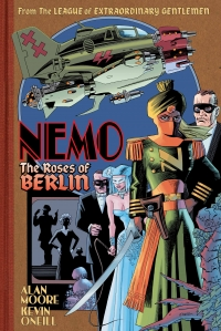 Nemo: The Roses of Berlin cover by Kevin ONeill