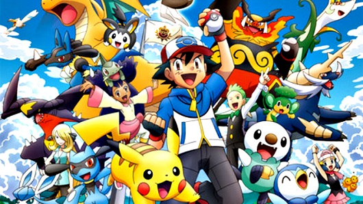 Pokemon Black and White Show Streaming