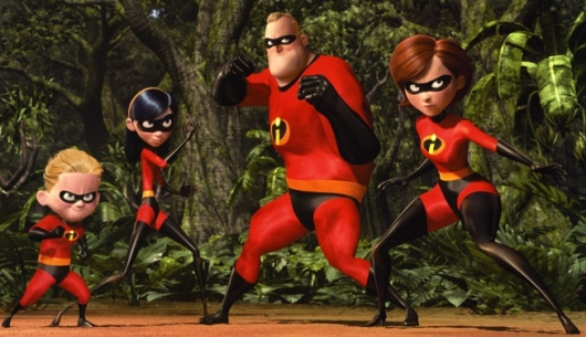 The Incredibles Image Header