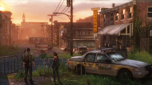 Naughty Dog's The Last of Us