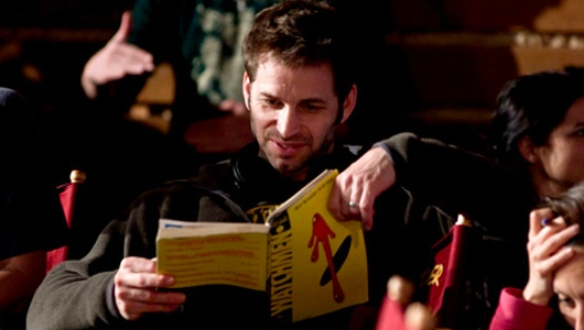 Watchmen Director Zack Snyder