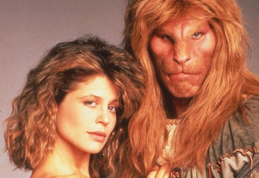 Beauty and the Beast starring Ron Perlman and Linda Hamilton