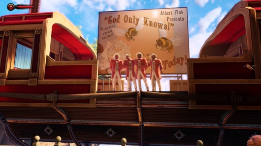"BioShock Infinite ""God Only Knows"""