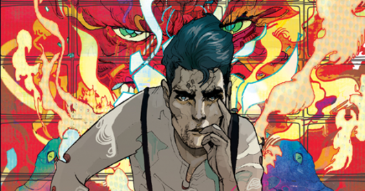 Doctor Spektor #1 cover header