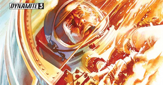The Six Million Dollar Man, Season Six #3 review header