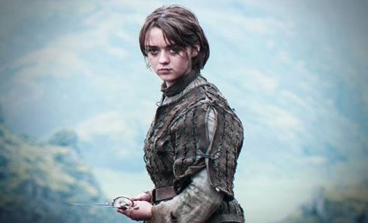 Game Of Thrones Season 4 Finale Arya Stark