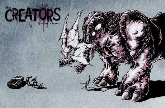 The Creators, chapter 1 review header image