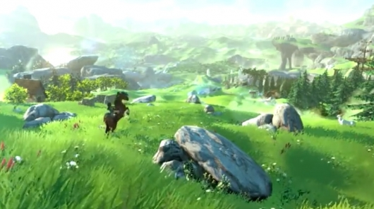 The Legend of Zelda on Wii U