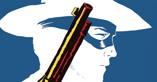 The Lone Ranger #25 review header image