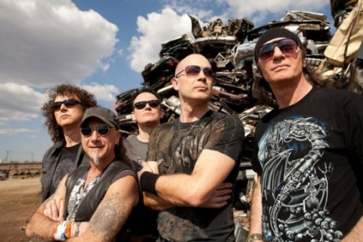 Accept Band Photo