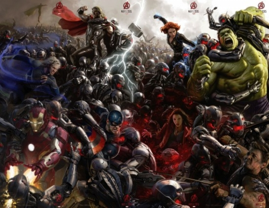 Avengers Age Of Ultron header image