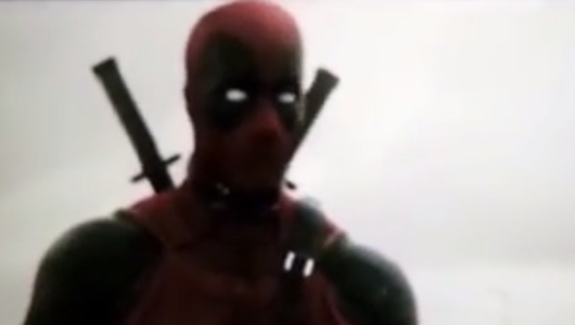 deadpool test footage image