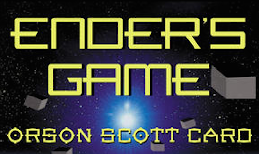 Ender's Game Audio Banner