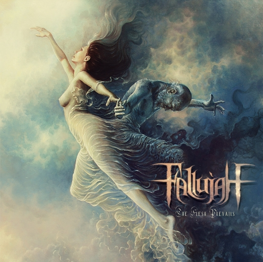 Fallujah The Flesh Prevails Album Cover Art