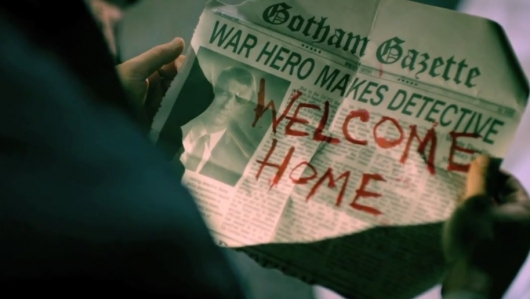 "Gotham Teaser ""The Good. The Bad. The Beginning."""