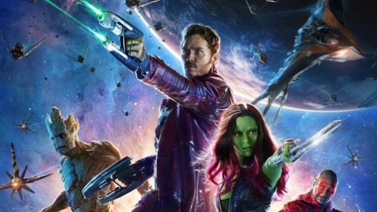 guardians of the galaxy movie review by Adam Frazier