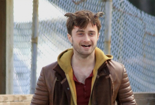 Daniel Radcliffe Horns movie