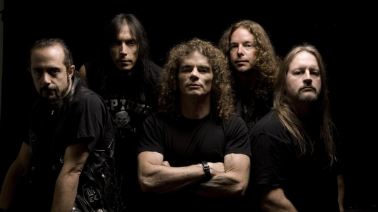 Overkill Band Photo