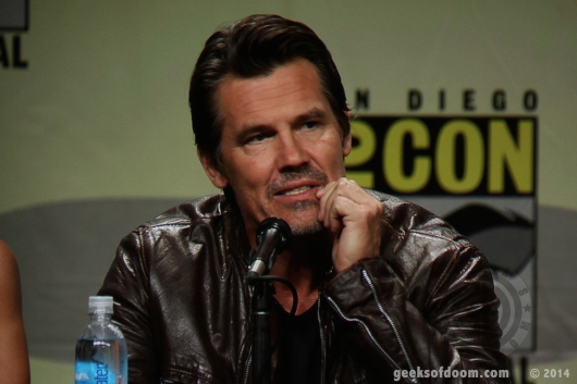 josh brolin will play Cable in Deadpool 2