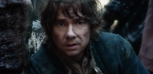 'The Hobbit: The Battle of the Five Armies Bilbo image