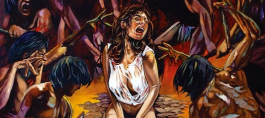Cannibal Holocaust Blu-ray Review by Adam Frazier