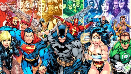 Fotos - Dc Comics And Marvel Movies Release Dates From 2015 To 2020