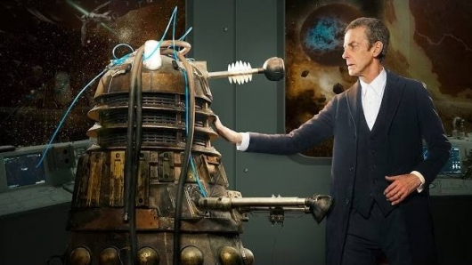 Doctor Who Season 8 Episode 2 Into The Dalek
