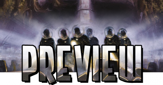 Prometheus: Fire and Stone #1 preview