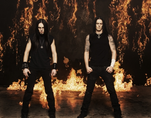 Satyricon Band Photo