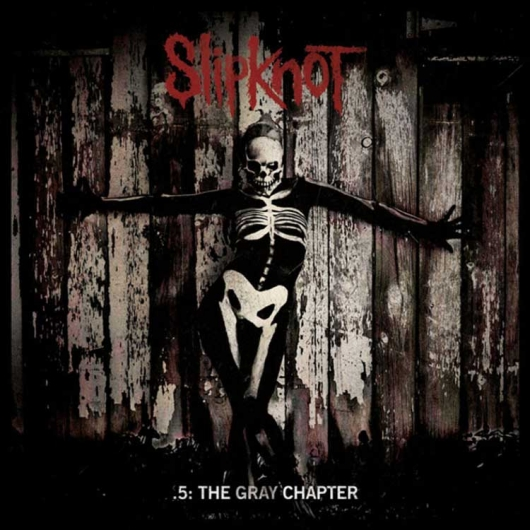 Slipknot .5: The Gray Chapter Album Cover Art