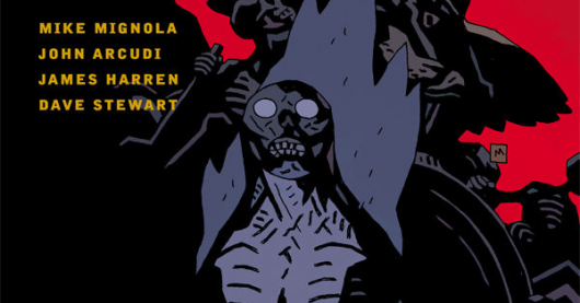 B.P.R.D. Hell on Earth, Volume 9: The Reign Of The Black Flame review