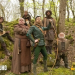 Doctor Who Season 8 Episode 3 Robot Of Sherwood casta