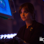 Doctor Who Season 8 Episode 4 Listen Jenna Coleman as Clara