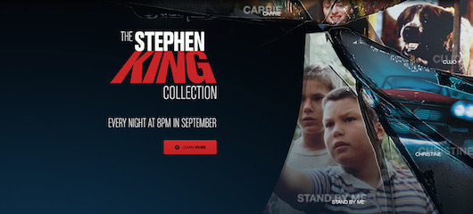 Encore Presents The Stephen King Collection