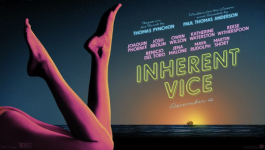 Inherent Vice Blu-ray Releases