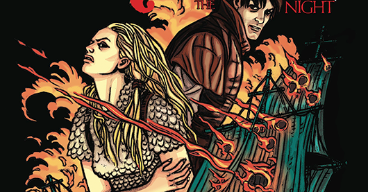 Kill Shakespeare: The Mask of Night #3 review