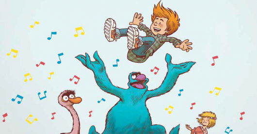 The Musical Monsters of Turkey Hollow review