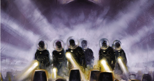 Prometheus: Fire and Stone #1 review