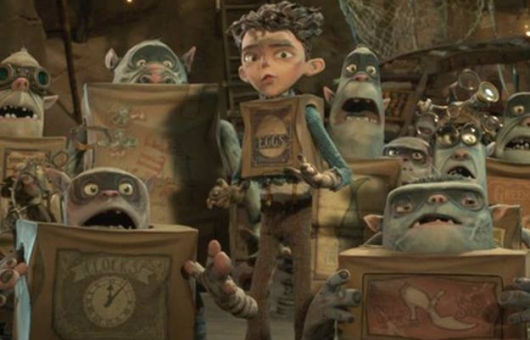 Laika Entertainment's The Boxtrolls