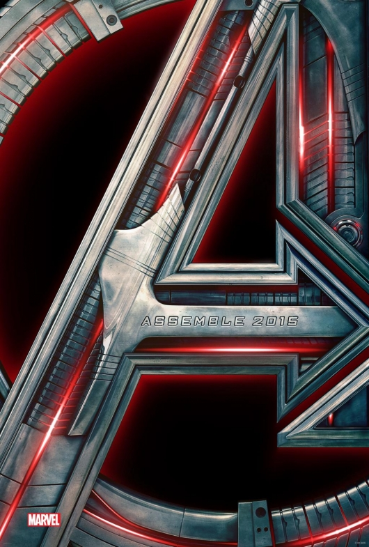 marvel releases official �avengers age of ultron� trailer