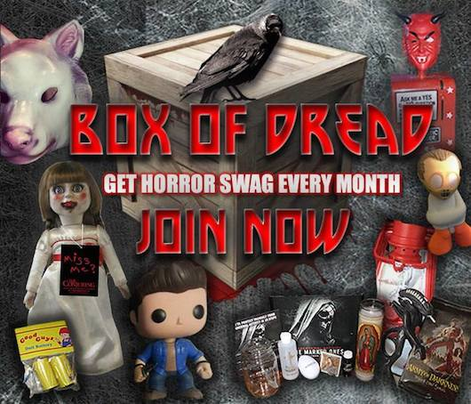 Box of Dread Ad