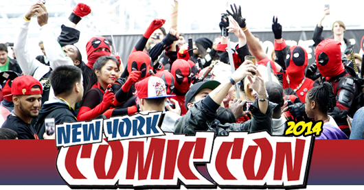 Deadpool Crowd cosplay banner