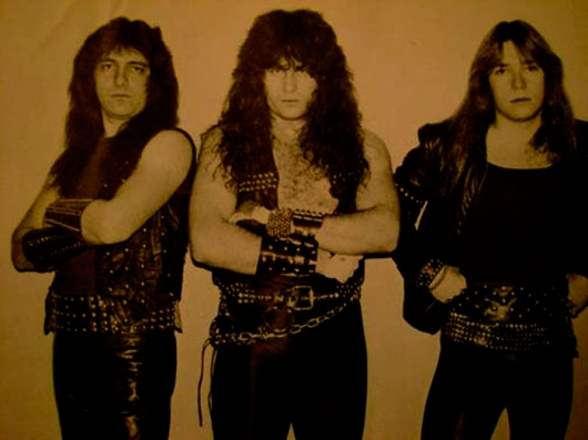 Exciter Band Photo