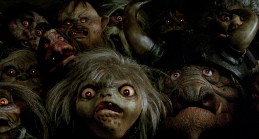 Jim Henson's Labyrinth Goblins