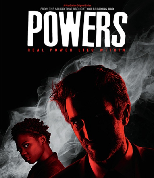 Power TV Posters