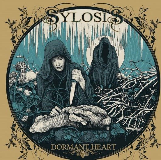 Sylosis Dormant Heart Album Art