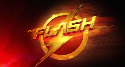 The Flash Title- Banner