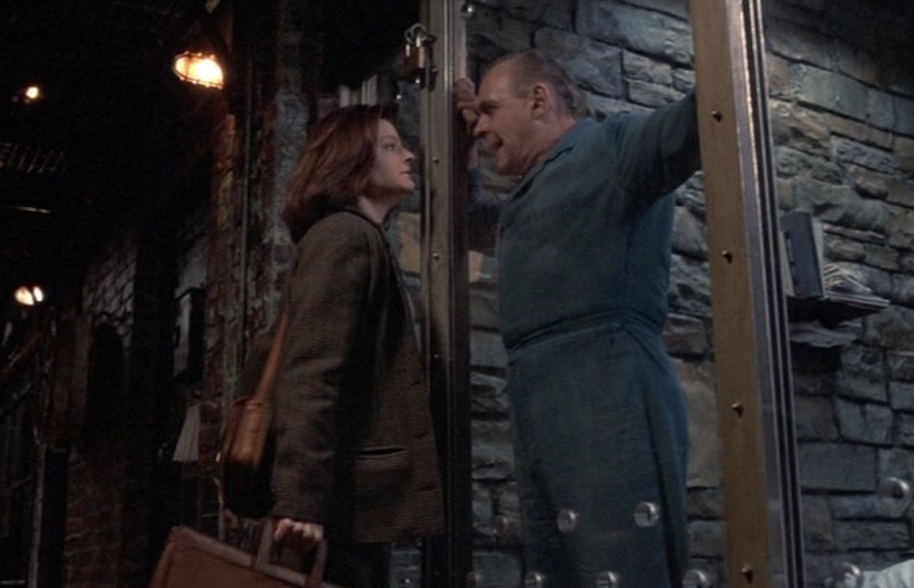a scene analysis of the first interview in the silence of the lambs At first lecter considers clarice just another rube to be manipulated lecter:  you know what you look like to me, with your good bag and.