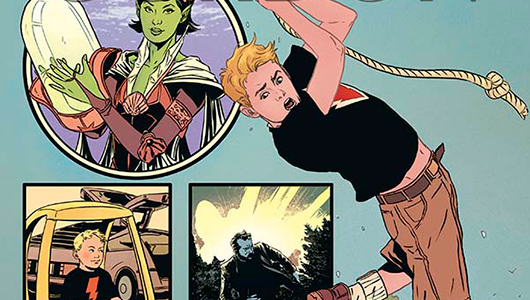 Flash Gordon Annual 2014 review