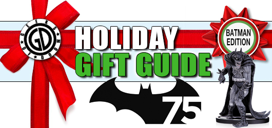 Holiday Batman Gift Guide 2014